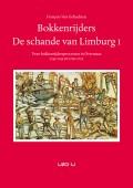 Boekcover Bokkenrijders. De schande van Limburg (1)