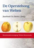 Boekcover De Operstehong van Welten