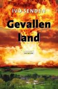 Boekcover Gevallen land