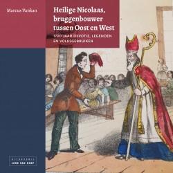Boekcover Heilige Nicolaas, bruggenbouwer