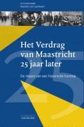 Boekcover Het Verdrag van Maastricht 25 jaar later