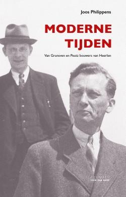 Boekcover Moderne Tijden