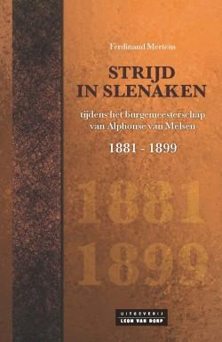 Boekcover Strijd in Slenaken