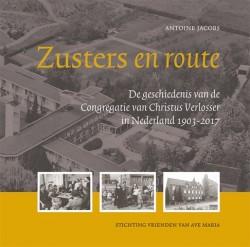 Boekcover Zusters en route